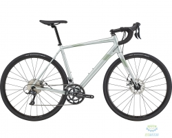 Велосипед 28 Cannondale SYNAPSE Sora рама - 54см 2021 SGG, серый