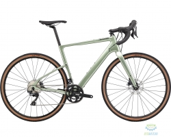 Велосипед 28 Cannondale Topstone Crb Ult RX рама - L AGV 2020