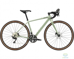 Велосипед 27,5 Cannondale Topstone Al 105 рама - M AGV Feminine 2020