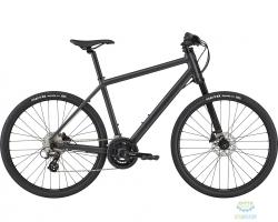 Велосипед 27,5 Cannondale BAD BOY 3 рама - L 2021 BBQ черно-матовый