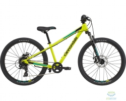 Велосипед 24 Cannondale Kids Trail NYW OS 2020