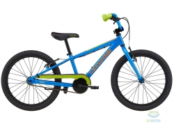 Велосипед 20 Cannondale Kids Trail SS ELB 2020
