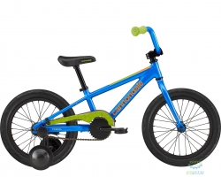 Велосипед 16 Cannondale Kids Trail SS ELB 2020