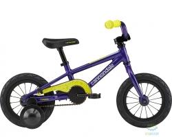Велосипед 12 Cannondale TRAIL 1 GIRLS OS 2022 ULV, фиолетовый