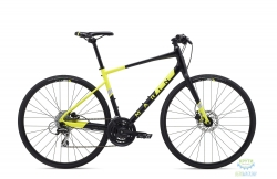 Велосипед 28 Marin FAIRFAX 2 рама - L 2020 Satin Black/Gloss Hi-Vis Yellow/ Silver