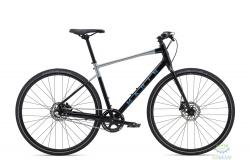 Велосипед 28 Marin PRESIDIO 1 рама - S 2020 Gloss Black/Charcoal/Cyan