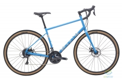 Велосипед 27,5 Marin FOUR CORNERS рама - S 2020 Gloss Blue/Dark Blue/Tan
