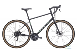 Велосипед 28 Marin FOUR CORNERS рама - XL 2020 Satin Black/Gloss Teal/Silver