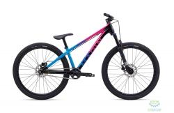 Велосипед 26 Marin Alcatraz Dirt Jump 2020 Gloss Magenta/Cyan/Hi-Vis Yellow/Black