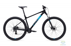 Велосипед 29 Marin BOBCAT TRAIL 3 рама - M 2020 Gloss Black/Charcoal/Cyan