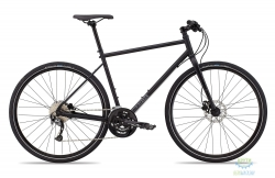 Велосипед 29 Marin MUIRWOODS рама - XL 2020 Satin Black/Gloss Reflective Black