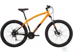 Велосипед 27,5 Pride Raggey рама  - L Оранжевый/Черный 2020
