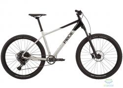Велосипед 27,5 Pride Revenge рама - M Raw/Black 2020