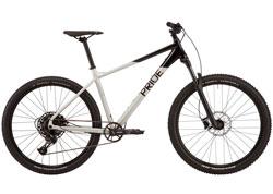 Велосипед 27,5 Pride Revenge рама - L Raw/Black 2020