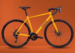 Велосипед 28 Pride ROCX 8.1 рама - S Orange/Black 2020