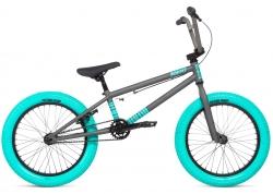 Велосипед 18 Stolen AGENT 2020 MATTE RAW W/ CARIBBEAN GREEN TIRES