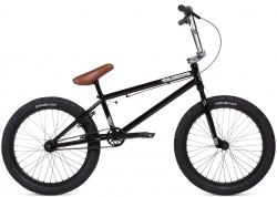 Велосипед 20 Stolen CASINO рама - 20.25 2020 BLACK & CHROME PLATE