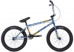 Велосипед 20 Stolen CREATURE 2020 ANGRY SEAS BLUE, синий