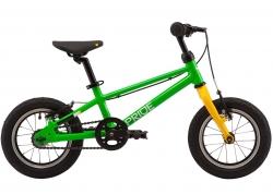 Велосипед 12 Pride GLIDER 12 2020 зелёный