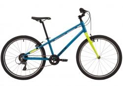 Велосипед 24 Pride GLIDER 4.1 2020, бирюзовый