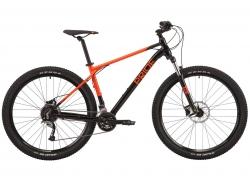 Велосипед 29 Pride Rebel 9.1 рама - L Black/Orange 2020