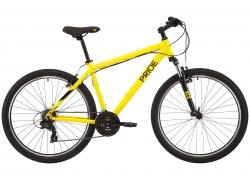 Велосипед 27,5 Pride MARVEL 7.1 рама - L 2020 YELLOW/BLK