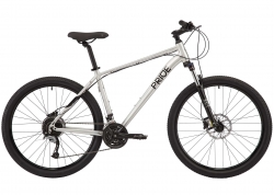 Велосипед 27,5 Pride MARVEL 7.3 рама - L 2020 ALLOY/BLACK