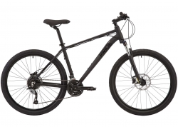 Велосипед 27,5 Pride MARVEL 7.3 рама - L 2020 BLACK/BLACK