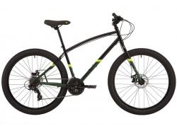 Велосипед 27,5 Pride ROCKSTEADY 7.1 рама - M 2020 BLACK/KHAKI