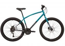 Велосипед 27,5 Pride ROCKSTEADY 7.2 рама - M 2020 TORQ/GREY