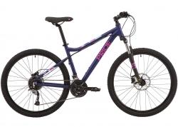 Велосипед 27,5 Pride STELLA 7.3 рама - M 2020 VIOLET/PNK