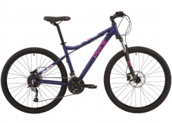 Велосипед 27,5 Pride STELLA 7.3 рама - S 2020 VIOLET/PNK