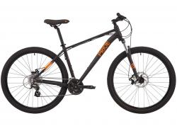Велосипед 29 Pride MARVEL 9.2 рама - L 2020 BLACK/ORANGE