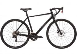 Велосипед 28 Pride ROCX 8.3 рама - L 2020 BLACK/GREY, чёрный