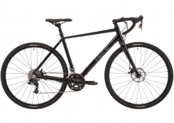 Велосипед 28 Pride ROCX 8.3 рама - XL 2020 BLACK/GREY, чёрный
