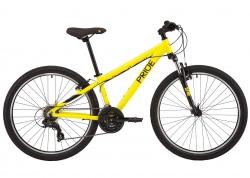 Велосипед 26 Pride MARVEL 6.1 рама - XS 2020 YELLOW/BLK