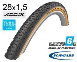Покрышка 28x1.50 700x38C (40-622) Schwalbe G-ONE ULTRABITE RaceGuard, TLE B/CL-SK HS601 ADDIX 67EPI