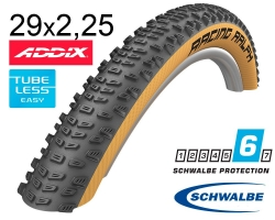 Покрышка 29x2.25  (57-622) Schwalbe RACING RALPH SnakeSkin, Evolution TLE B/CL-SK HS490 ADDIX Speed 67EPI