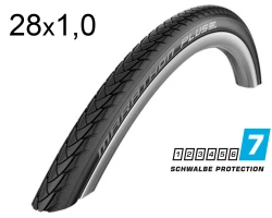 Покрышка 24x1.00 (25-540) Schwalbe MARATHON PLUS Evolution, SmartGuard, TwinSkin B/B+RT HS440 2Grip NMC 67EPI