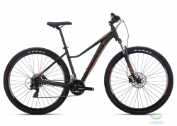 Велосипед Orbea MX 29 ENT 60 19 L Black- Red