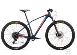 Велосипед Orbea ALMA 29 H30-EAGLE 19 XL Blue - Orange