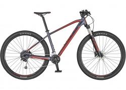 Велосипед SCOTT ASPECT 940 серо/красный (CN) 20  - рама S 2020