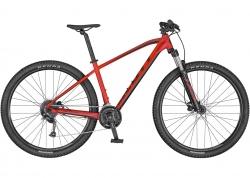 Велосипед SCOTT ASPECT 750 красно/чёрный (CN) 20  - рама XS 2020
