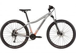 Велосипед 27,5 Cannondale TRAIL 7 Feminine рама - S 2021 GRY