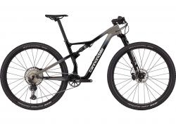 Велосипед 29 Cannondale SCALPEL Carbon 3 рама - L 2021 BLK