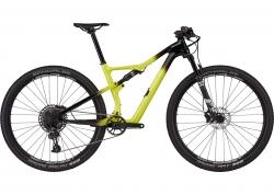 Велосипед 29 Cannondale SCALPEL Carbon 4 рама - S 2022 HLT