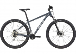 Велосипед 29 Cannondale TRAIL 6 рама - M 2021 SLT