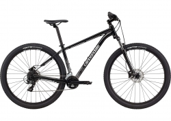 Велосипед 29 Cannondale TRAIL 7 рама - M 2021 BLK