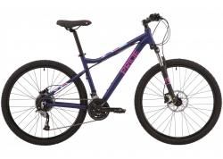Велосипед 27.5 Pride Stella 7.3 (2020) violet/pink рама - S
