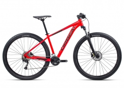 Велосипед Orbea MX40 29 M 2021 Bright Red (Gloss) / Black (Matte)